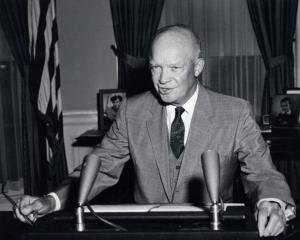 President Dwight D. Eisenhower (National Archives)