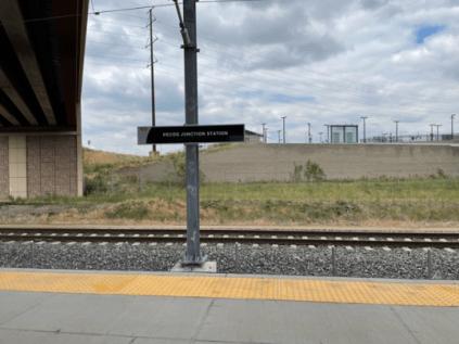 Pecos Junction Station.