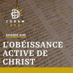 L'obéissance active de Christ