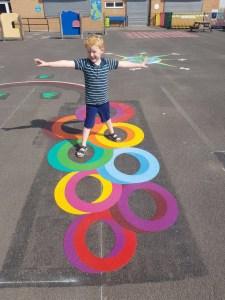 Photo 04 09 2017 14 28 17 - Case Study: 3D Playground Markings