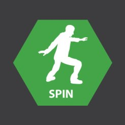 Spin Solid - Rathcoole Primary School