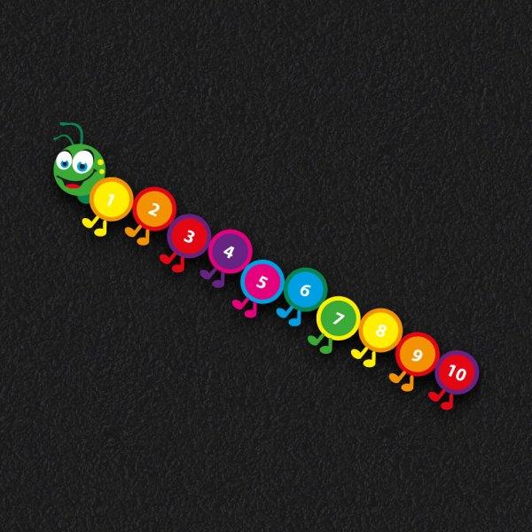 1 10 Caterpillar - 1 - 10 Caterpillar