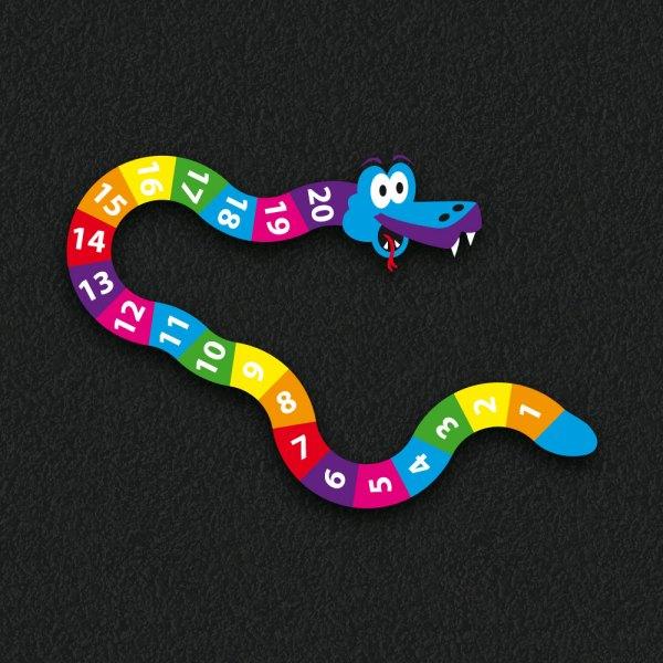 1 20 Snake New - 1 - 20 Snake