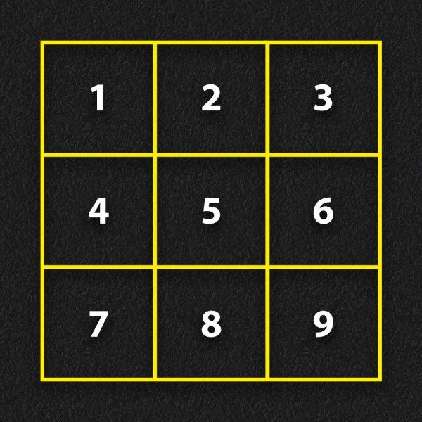9 Square Game - 9 Square Game