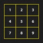 9 Square Game