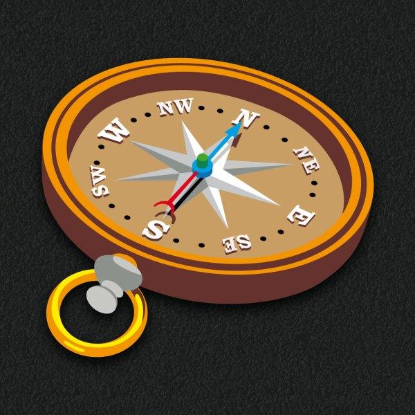 Compass 3D 2 2 - 3D Compass