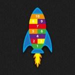 Rocket Hopscotch