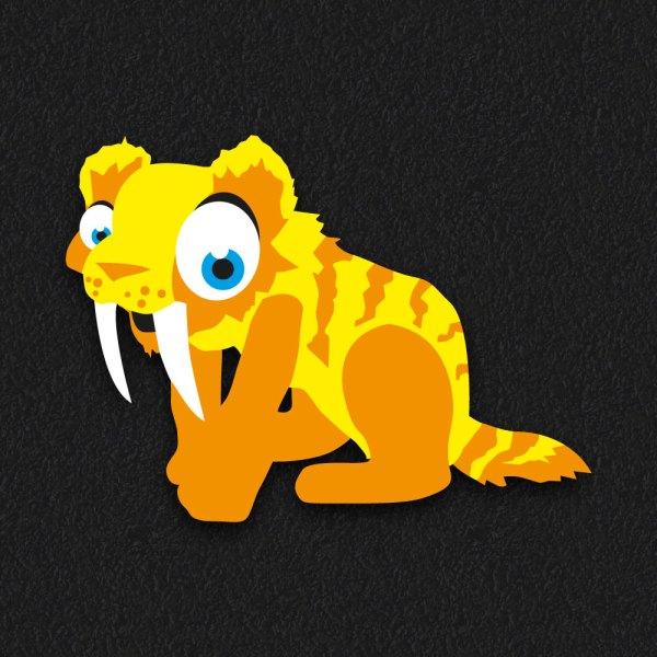 Sabre Tooth Tiger - Sabre Tooth Tiger