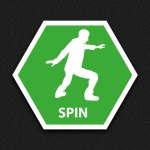 Spin Spot Solid