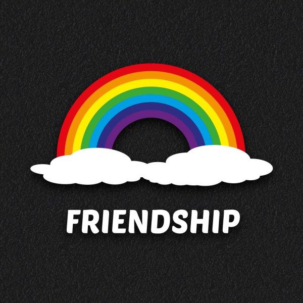 friendship rainbow - Friendship Rainbow