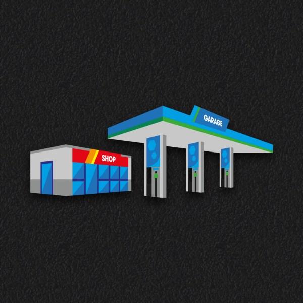 Shop Garage - Shop & Garage