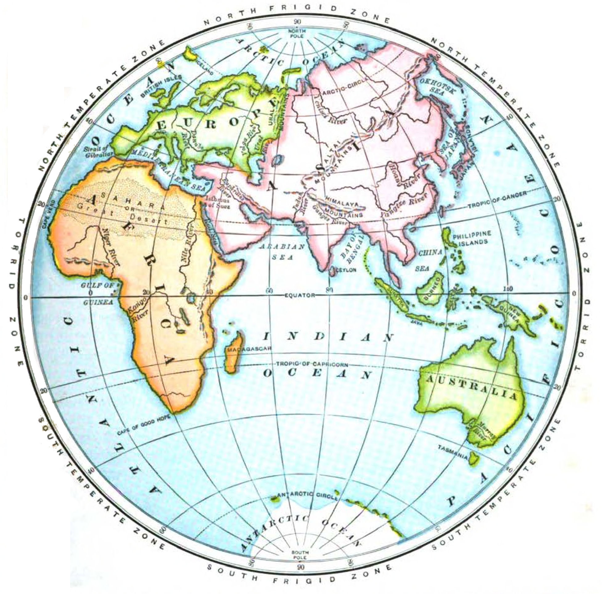 What Is Geography And Geo Literacy
