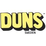 DUNS Sweden logo - GOTS certified organic cotton