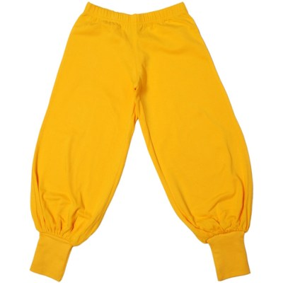 MTAF SP16 tn baggy pants organic cotton joggers yellow