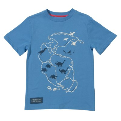 Kite dinosaur pangea t-shirt organic cotton KB427SP1