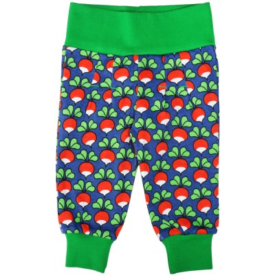 DUNS baby trousers blue radish organic Untitled-475