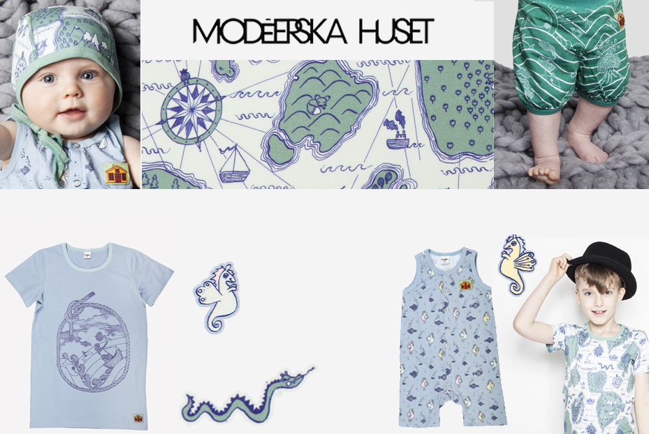 Welcome to the world of Modeerska Huset