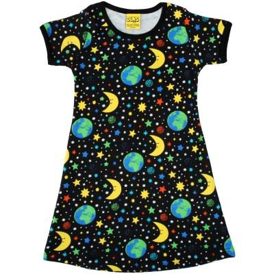 DUNS Sweden mother earth short sleeve dress