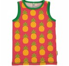 Maxomorra ~ pineapple organic cotton sleeveless vest