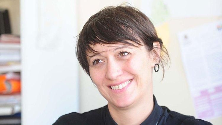 Porträttfoto av Biljana Tanurovska Kjulavkovski