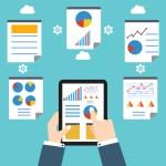analítica web clientes cuadro mando