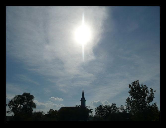 A nap délben