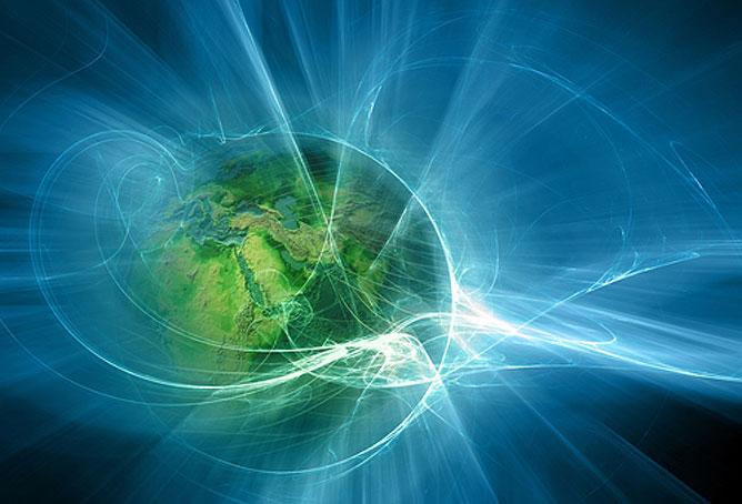 A Föld.