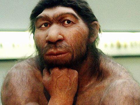 Neandervölgyi ember.