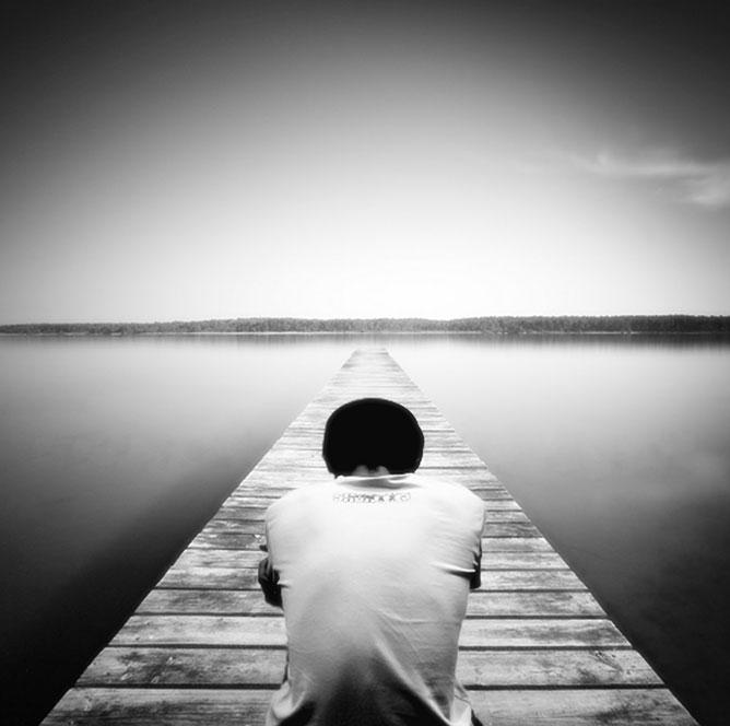 Egyedüllét.