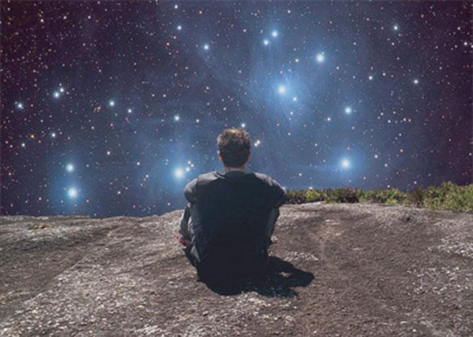 Végtelen univerzum.