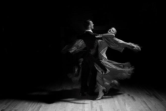 táncoló pár.