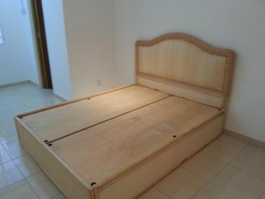 Rattan Bed 02