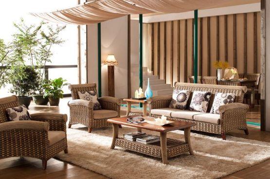 Sea Horse Sofa Set