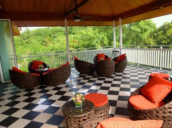 Botanica Balcony set