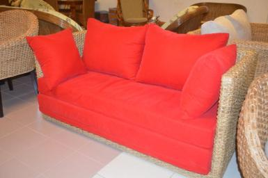 Seagrass Sofa Bed
