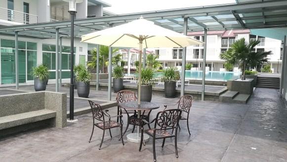Raintree park outdoor furniture