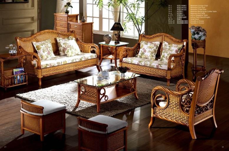 Newman Classic Sofa Set