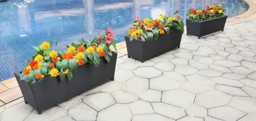 R-02 Outdoor Planter Vase