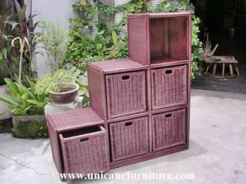 Rattan Cabinet 05