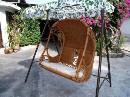 Rattan hanging Chair 1526