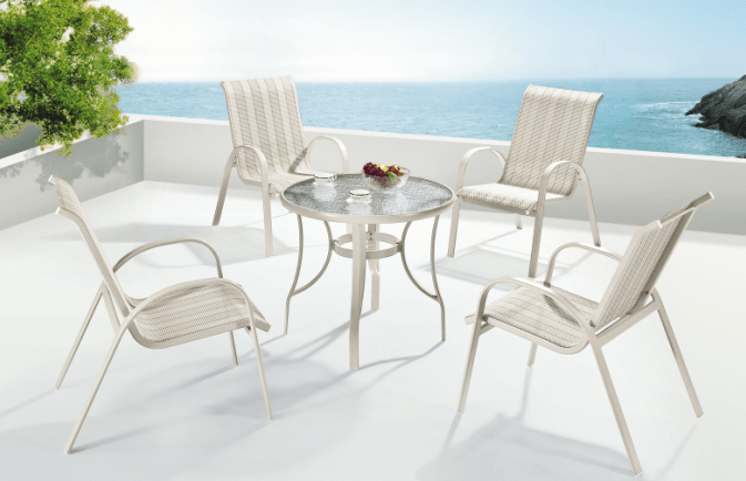 Outdoor Patio C030 - white