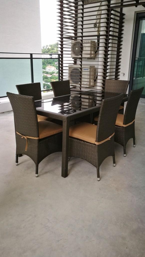 Mira-Residence Outdoor Furniture