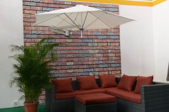 Wall Mounting Parasol