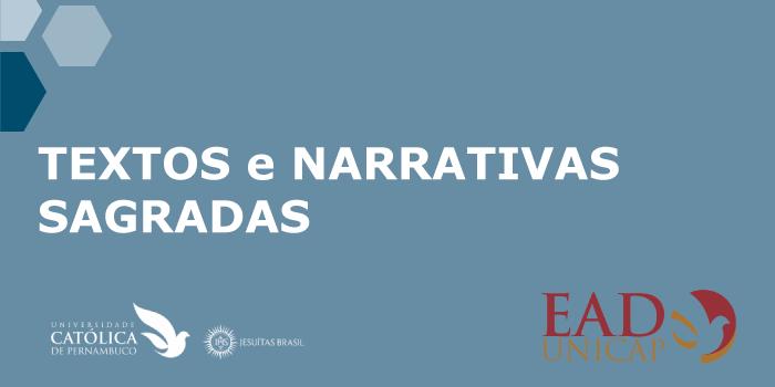 TEXTOS E NARRATIVAS SAGRADAS
