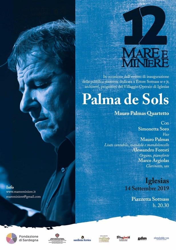 c1df0408 1889 46a7 954c 889e21ef978a Mauro Palmas al Mare e Miniere 2019 per cantare in Mediterraneo