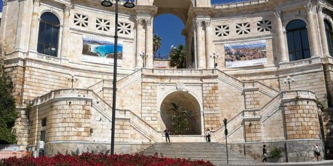 scalinata del bastione