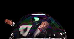 bolle di sapone teatro ragazzi