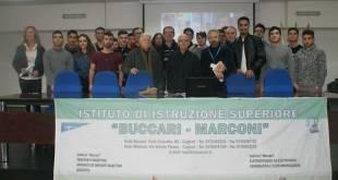 Giornata della memoria 2020 all'istituto Marconi di Cagliari