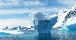 Polo nord ghiaccio