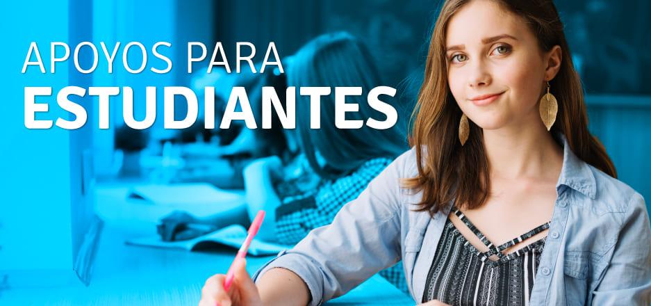 Apoyos para estudiantes UNICATÓLICA